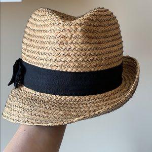 Gap | Woven Straw Fedora | Hat